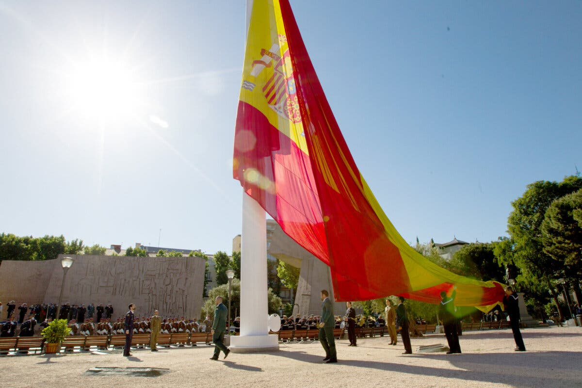 Las Fuerzas Armadas rinden homenaje a la ciudad de Madrid en San Isidro