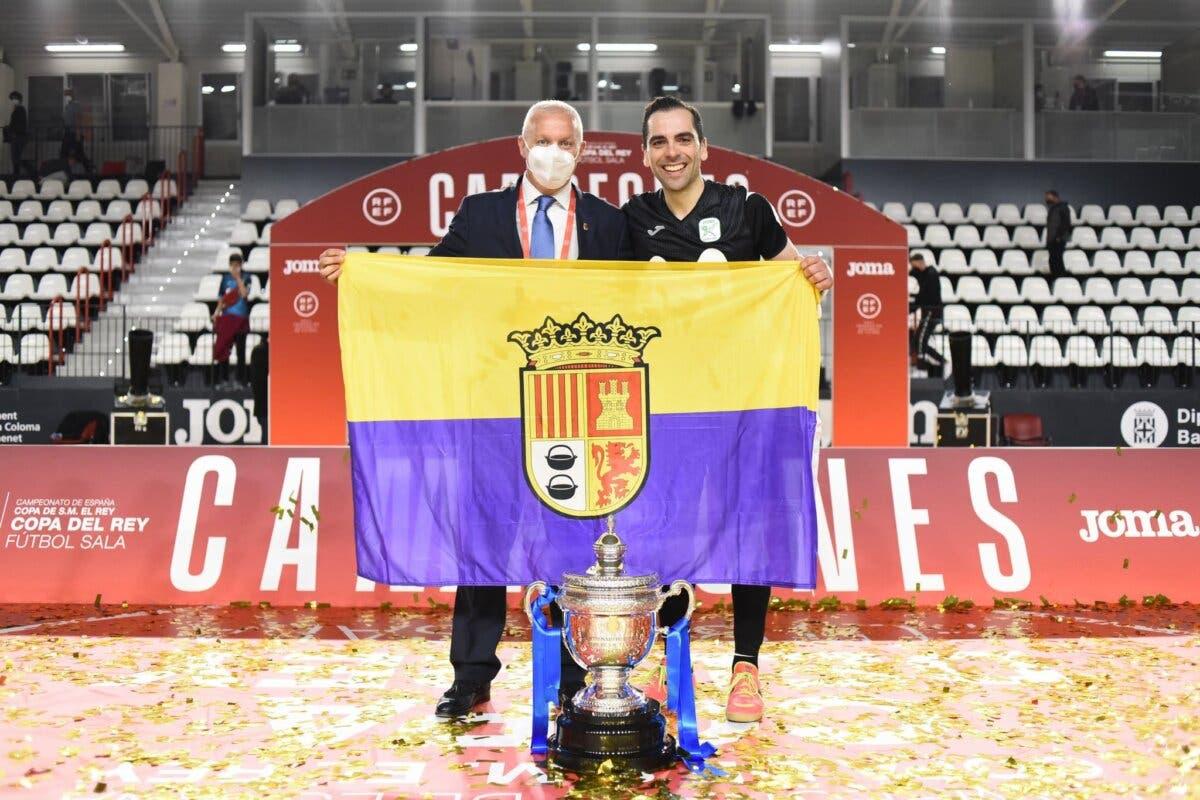 El Movistar Inter de Torrejón se proclama campeón de la Copa del Rey