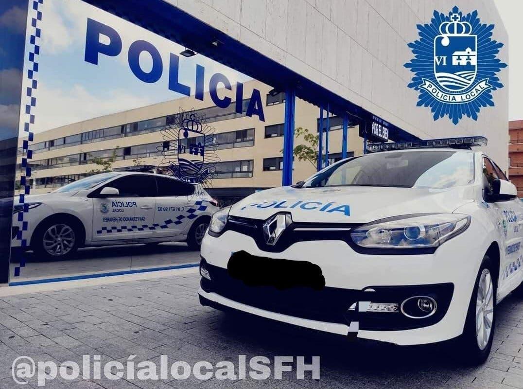 Una reyerta en San Fernando de Henares se salda con dos detenidos
