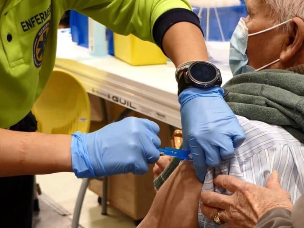 Los mayores de 70 de Guadalajara que no hayan podido vacunarse tendrán otra oportunidad