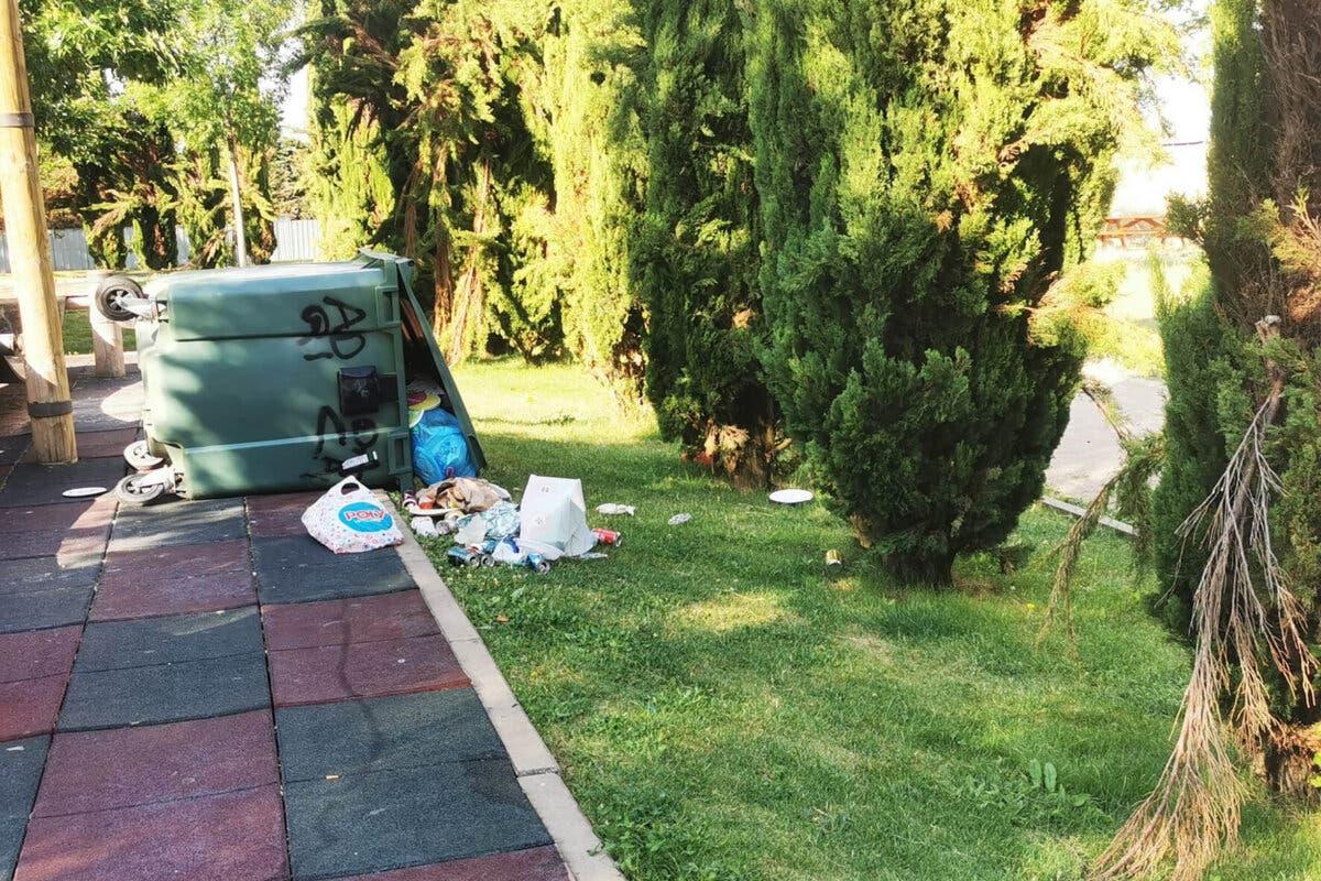 Azuqueca aumenta la vigilancia y las sanciones tras los últimos actos vandálicos