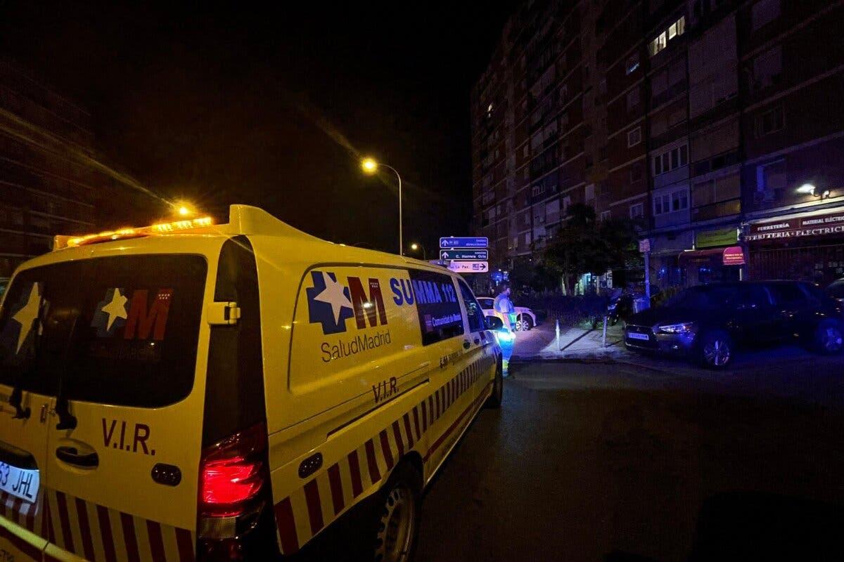 Un menor de 17 años apuñala a sus padres en Madrid y es detenido
