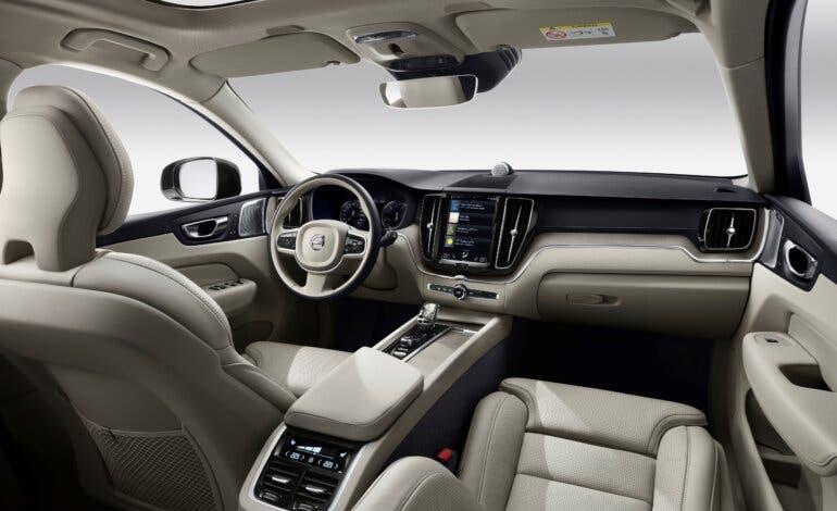 El XC60 más inteligente de Volvo, en Auto Elia Alcalá de Henares