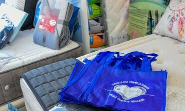 Torrejón de Ardoz lanza una campaña de apoyo al comercio tradicional entregando bolsas reutilizables