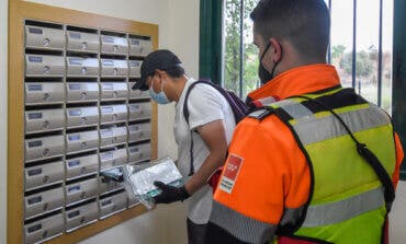 Torrejón de Ardoz reparte otras 10 mascarillas por vivienda, 5 de ellas FFP2