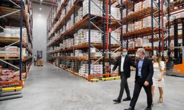 La empresa Puratos se instala en el polígono Casablanca de Torrejón de ardoz