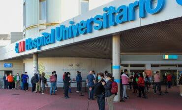 El Hospital de Torrejón de Ardoz continúa vacunando a mayores de 50 años