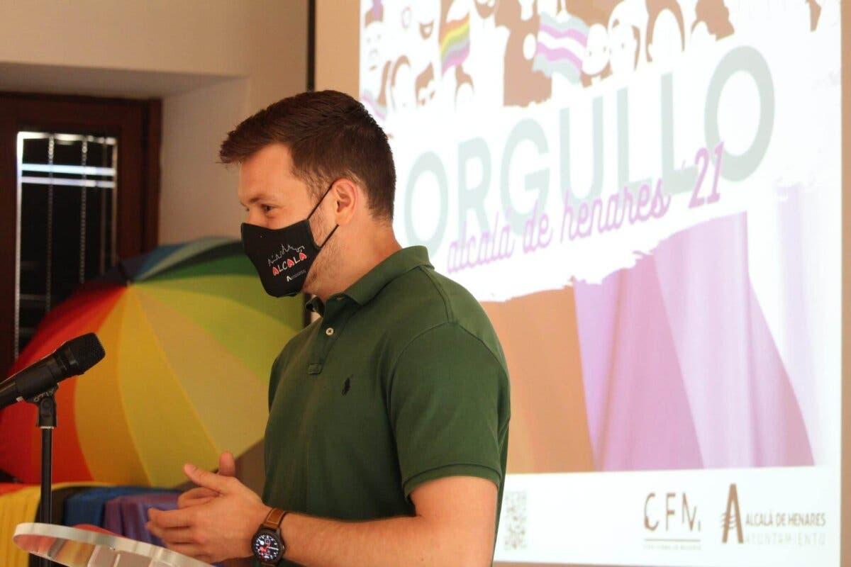 Alcalá de Henares celebrará el Orgullo LGBT del 19 al 26 de junio