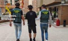 Detenidos tres trinitarios por rajar la cara a un hombre en Azuqueca de Henares
