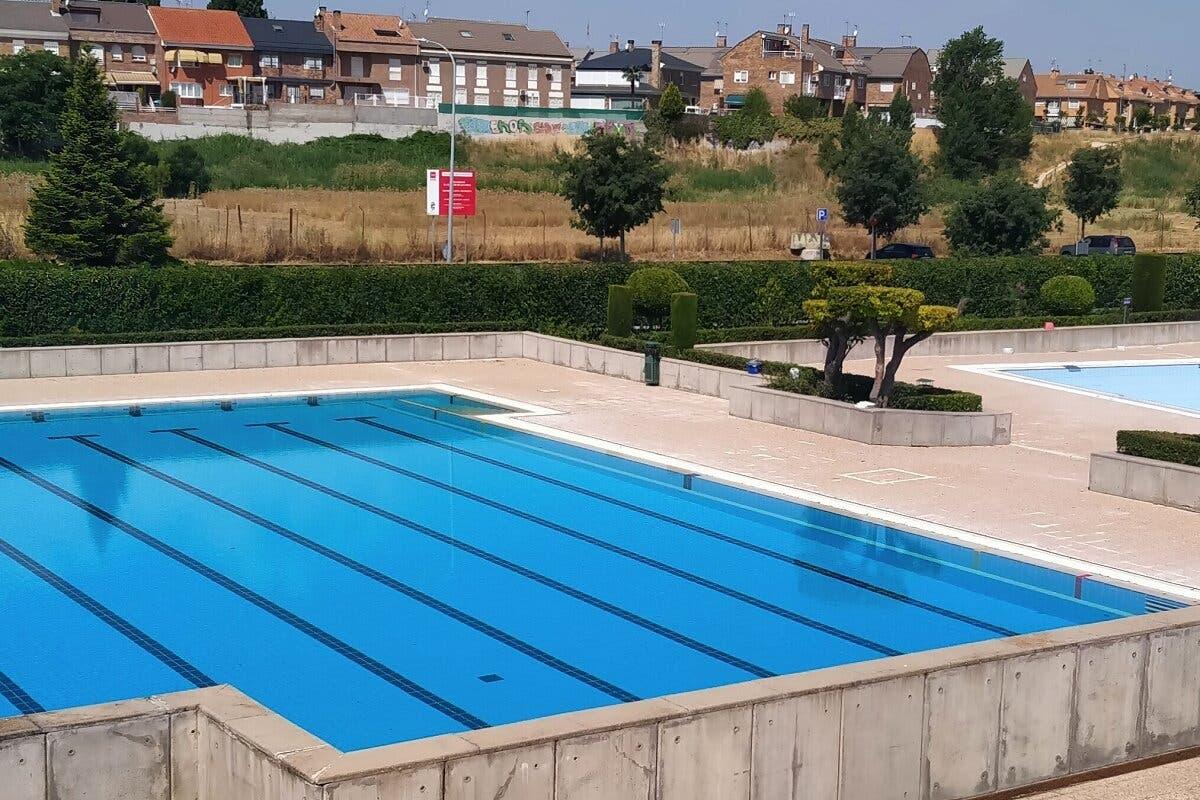La piscina de verano de San Fernando de Henares abrirá el próximo 19 de junio