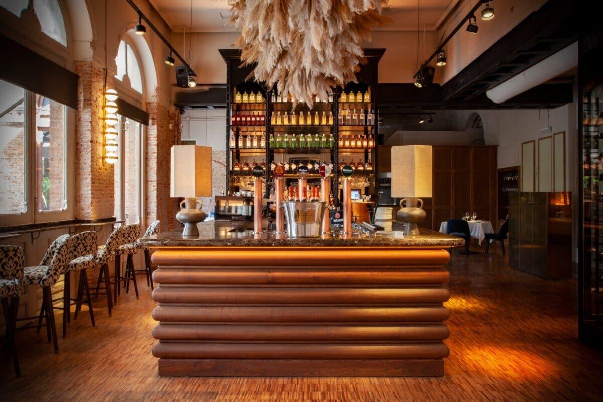 El Restaurante Casino de Alcalá de Henares estrena un rediseño de sus espacios