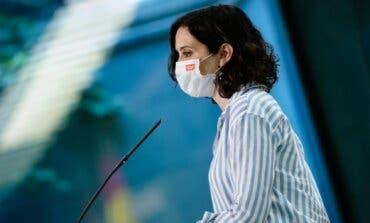 Ayuso renovará a los más de 11.000 sanitarios contratados en Madrid durante la pandemia