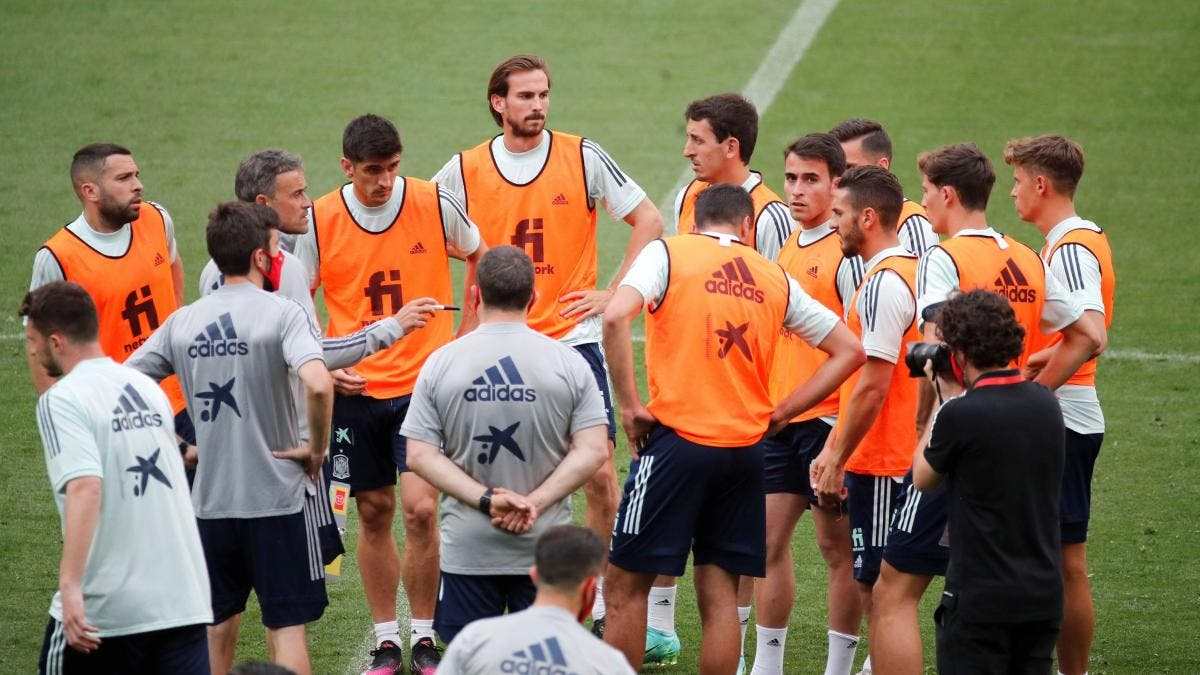 El Gobiernodecide vacunar a la selección española antes de la Eurocopa
