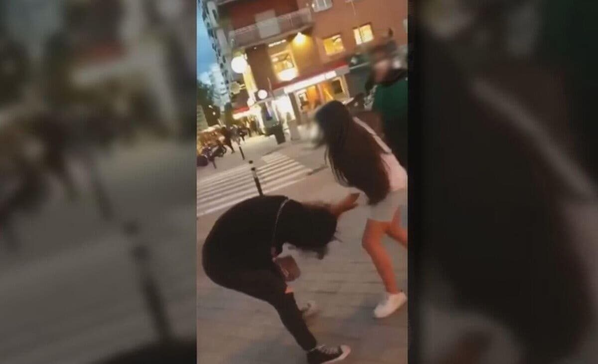 Identificada una menor en Madrid por cuatro brutales agresiones relacionadas con el reto viral «la caza del pijo»