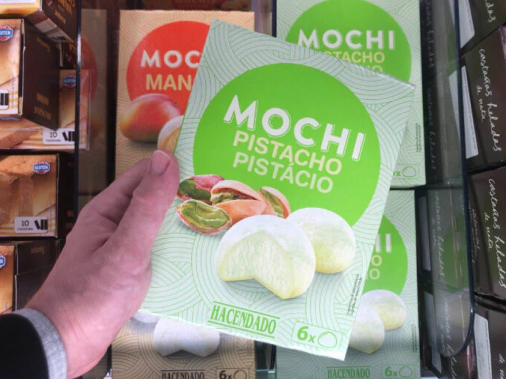 El helado que arrasa en Mercadona incorpora un nuevo sabor: Mochi Helado de Pistacho