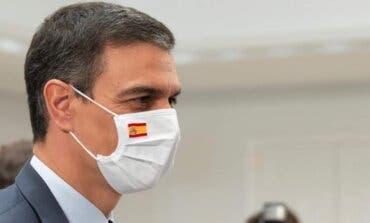 Sánchez anuncia que «pronto» no hará falta usar mascarillas en el exterior