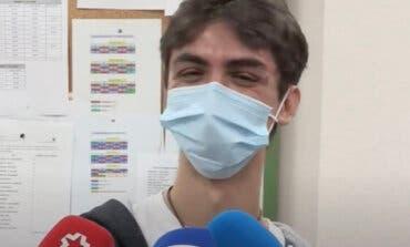 Un estudiante de Torrejón de Ardoz obtiene la mejor nota de la selectividad madrileña