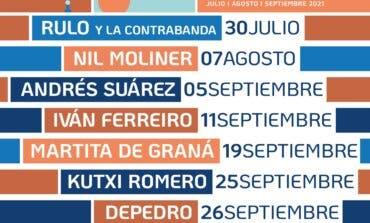 Alcalá de Henares programa nuevos conciertos para los meses de julio, agosto y septiembre