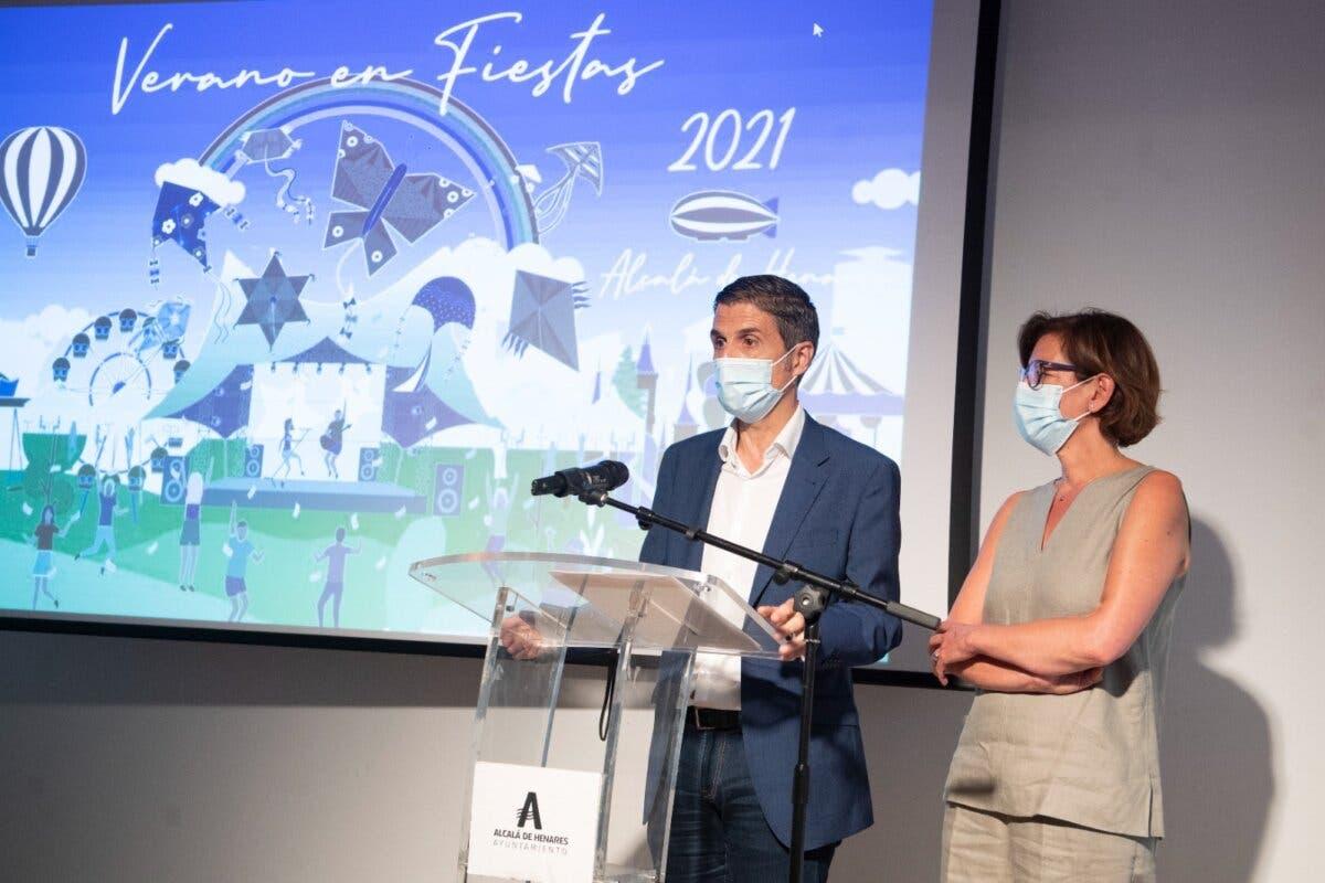Alcalá de Henares recuerda las medidas sanitarias obligatorias para prevenir contagios durante las fiestas
