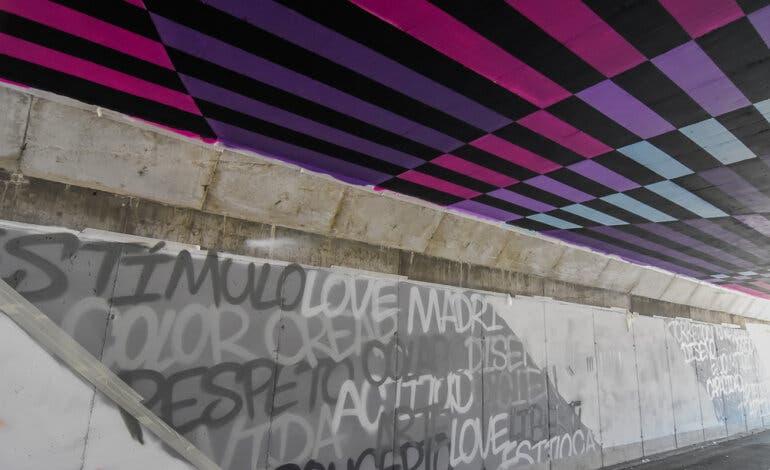 Torrejón de Ardoz inicia los trabajos de realización de nuevos murales en la ciudad