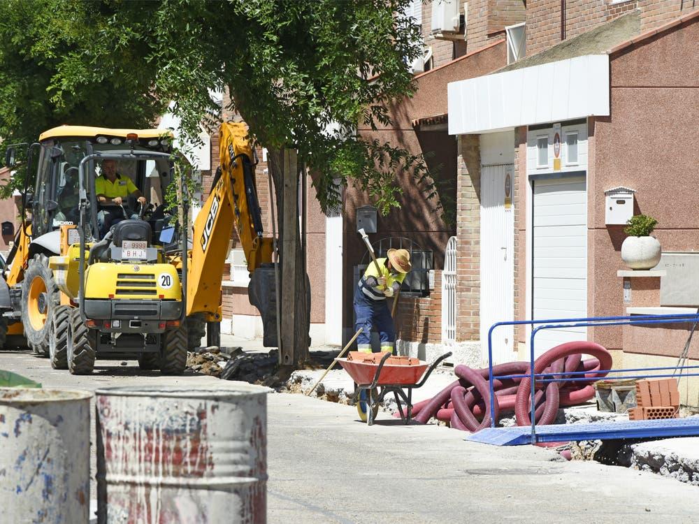 Torrejón de Ardoz inicia obras para mejorar seiszonas de la ciudad