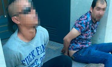 La Policía de Torrejón de Ardoz detiene a dos individuos cuando atracaban una farmacia