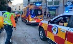 Un joven apuñalado en Ciudad Lineal y un hombre disparado en San Blas