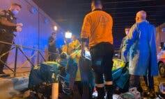 Muere un joven de 18 años apuñalado en un túnel en Madrid