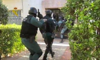 Detenidos los responsables de la banda Dominican Don't Playen el Corredor del Henares