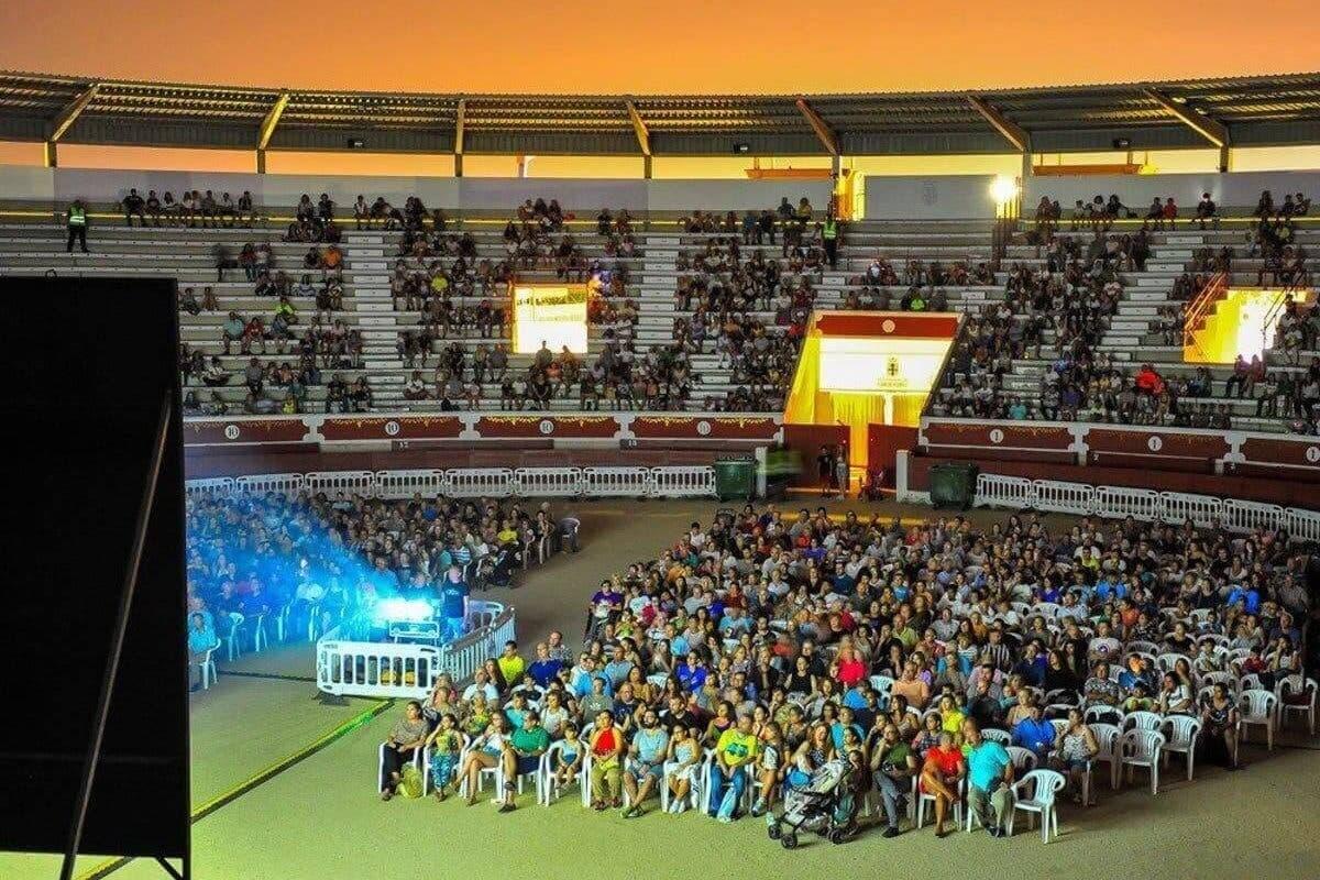 Continúa el cine de verano gratuito en Torrejón de Ardoz