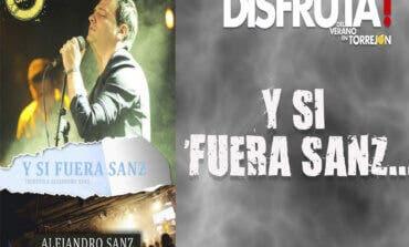 Tributo a Alejandro Sanz y cine de verano este finde en Torrejón de Ardoz