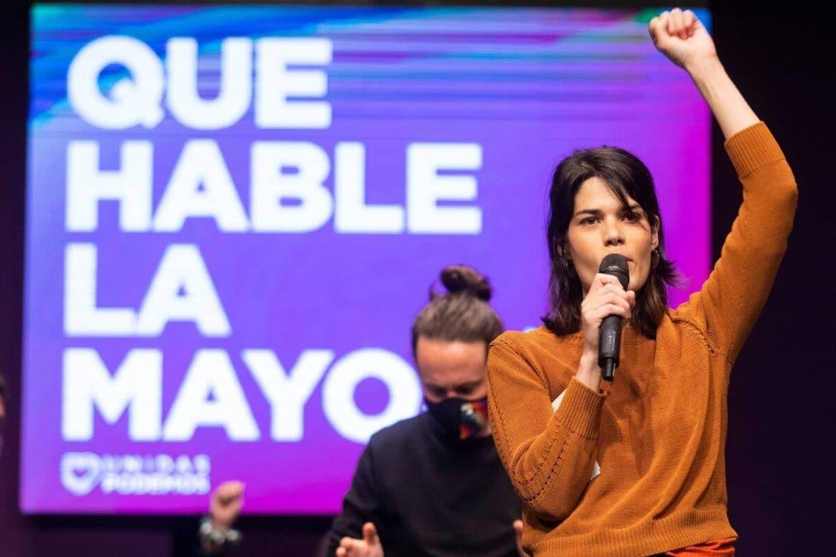 El Supremo ratifica la condena de prisión a la dirigente de Podemos Isa Serra
