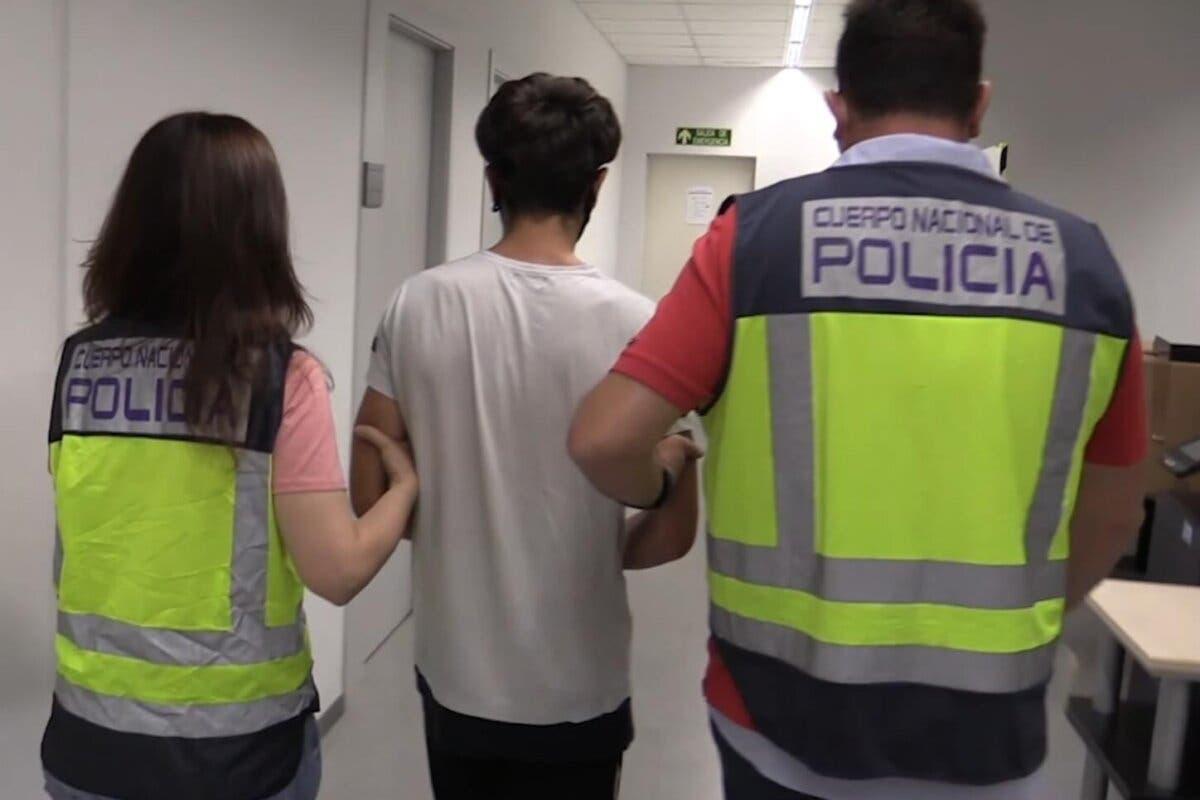 Detenido el presunto autor de un homicidio en Vallecas