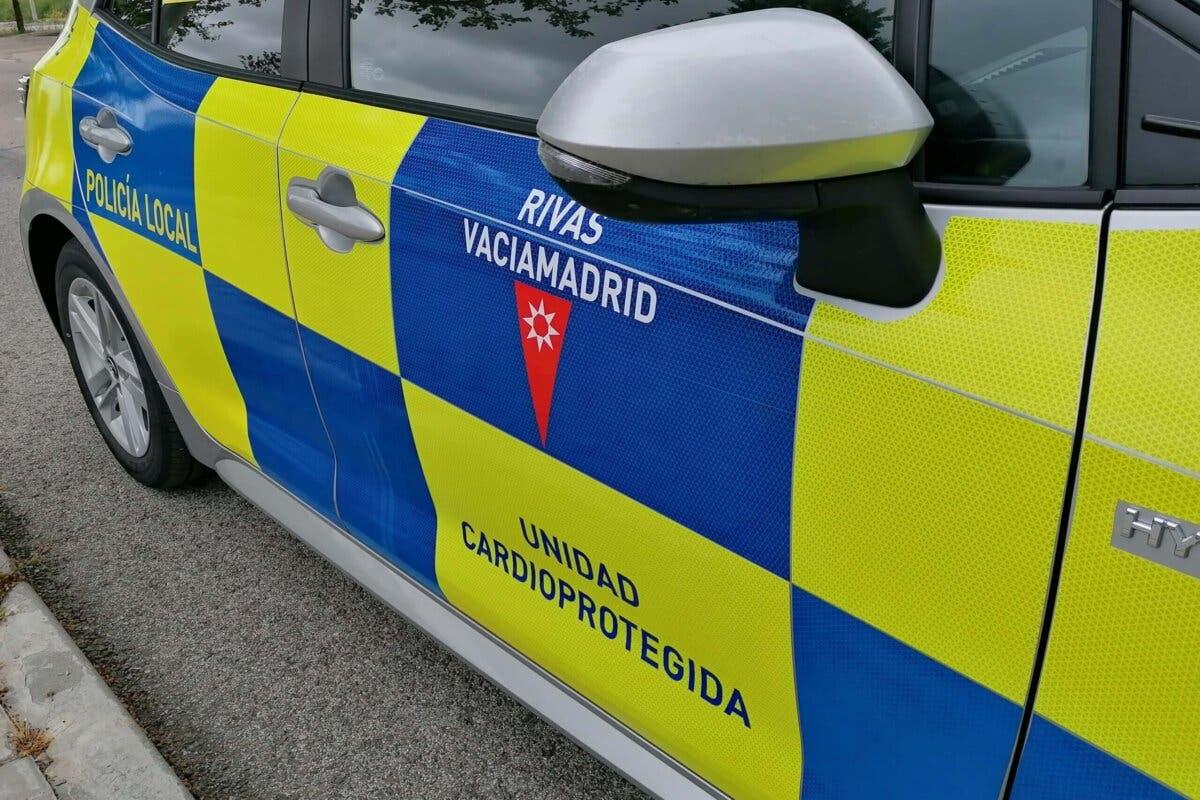 Detectado en un control en Rivas un conductor que quintuplicaba la tasa de alcoholemia