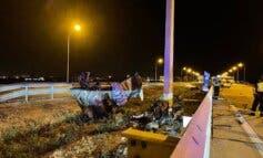 Muere un hombre de 39 años en un accidente de tráfico en la M-50