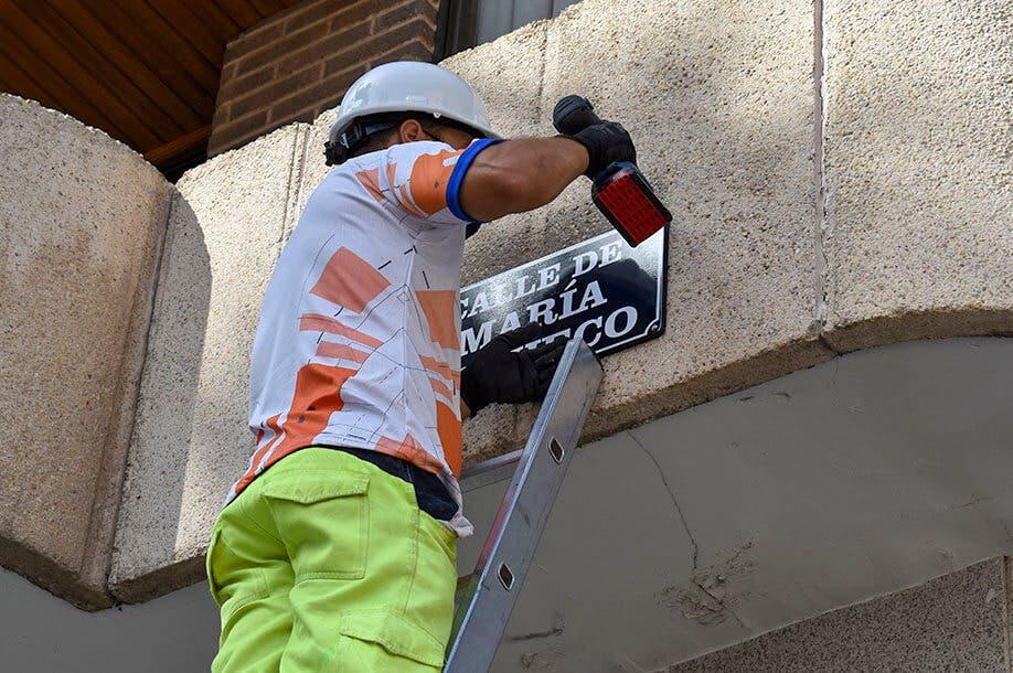 Guadalajara culmina el cambio de nombre a seis calles «franquistas»