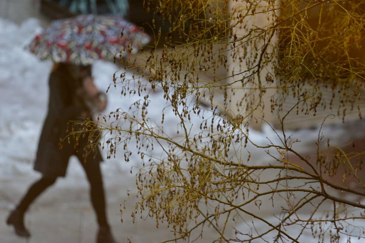 El Corredor del Henares, en alerta por fuertes tormentas desde esta madrugada