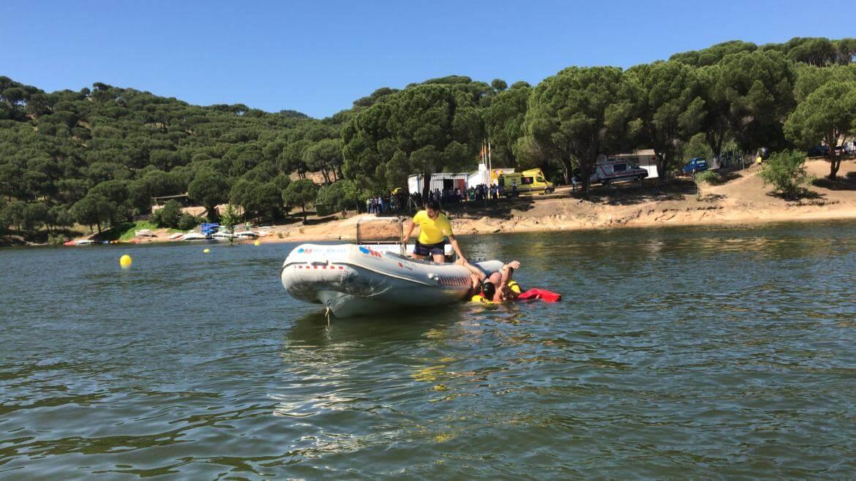 La Comunidad de Madrid registra cuatro ahogamientos mortales en espacios acuáticos en julio