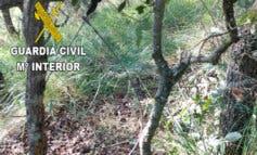 Sorprendido en Guadalajara colocando lazos de acero para cazar animales