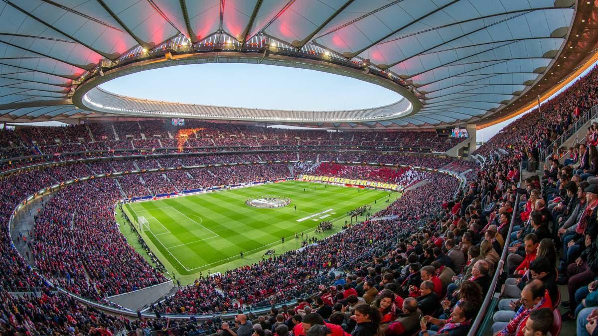 Los estadios de fútbol podrán volver a llenarse al 100% desde este viernes