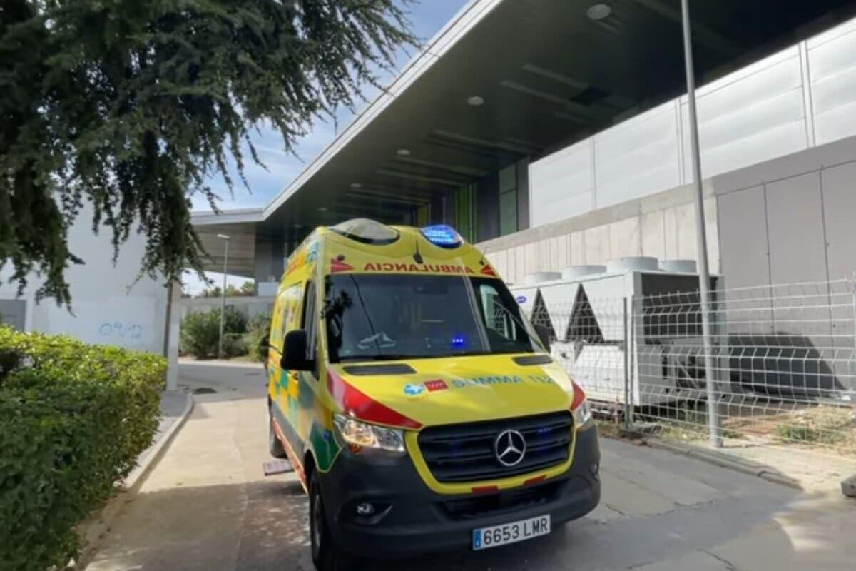 Un trabajador sufre una electrocución mientras manipulaba un cuadro eléctrico en Valdemoro