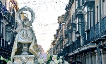 La Virgen del Val volvió a las calles de Alcalá de Henares