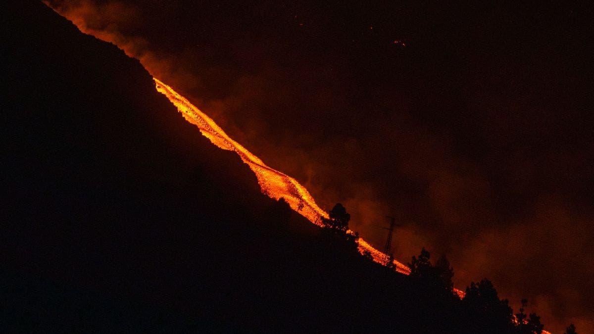 La lava del volcán de La Palma cubre 258 hectáreas y destruye 686 edificaciones