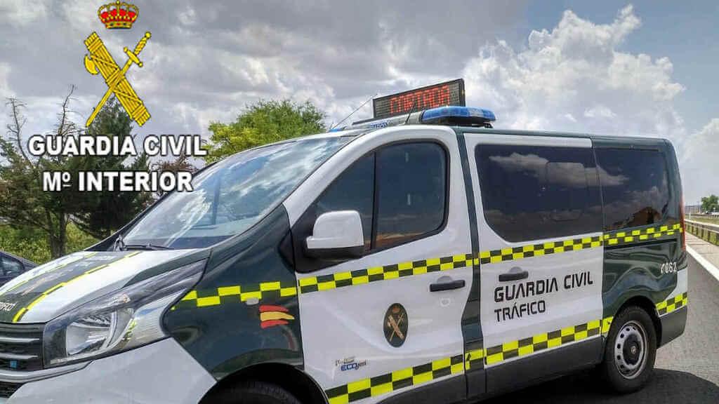 Investigada en Guadalajara por suplantar y encubrir a un conductor ebrio tras un choque