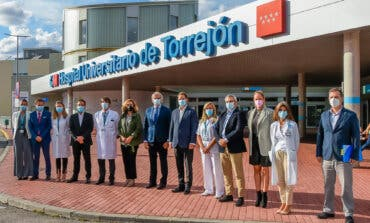 El Hospital Universitario de Torrejón de Ardoz cumple 10 años