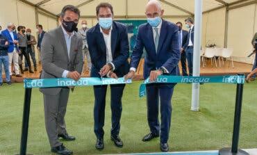 Inaugurado oficialmente el Centro Deportivo-Spa Inacua de Torrejón de Ardoz