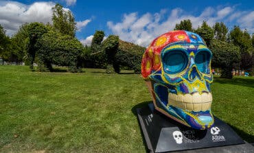 Torrejón de Ardoz, primera ciudad de España en acoger la exposición internacional Mexicráneos