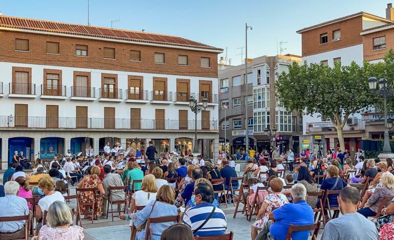 Continúa la iniciativa gratuita de Torrejón «Música en los barrios»