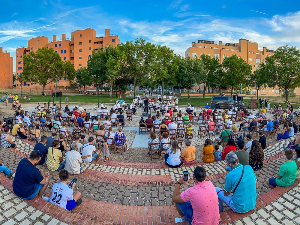 Continúa este fin de semana en Torrejón la iniciativa gratuita «Música en los barrios»