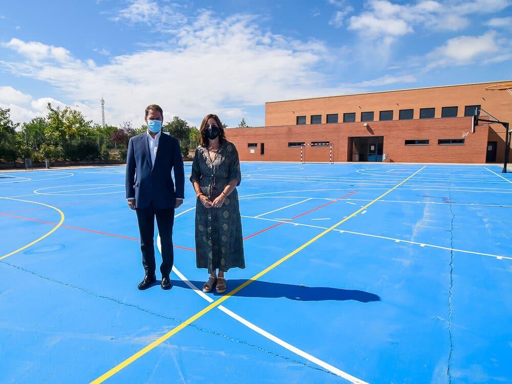 Finalizadas las mejoras realizadas en los colegios públicos de Torrejón de Ardoz